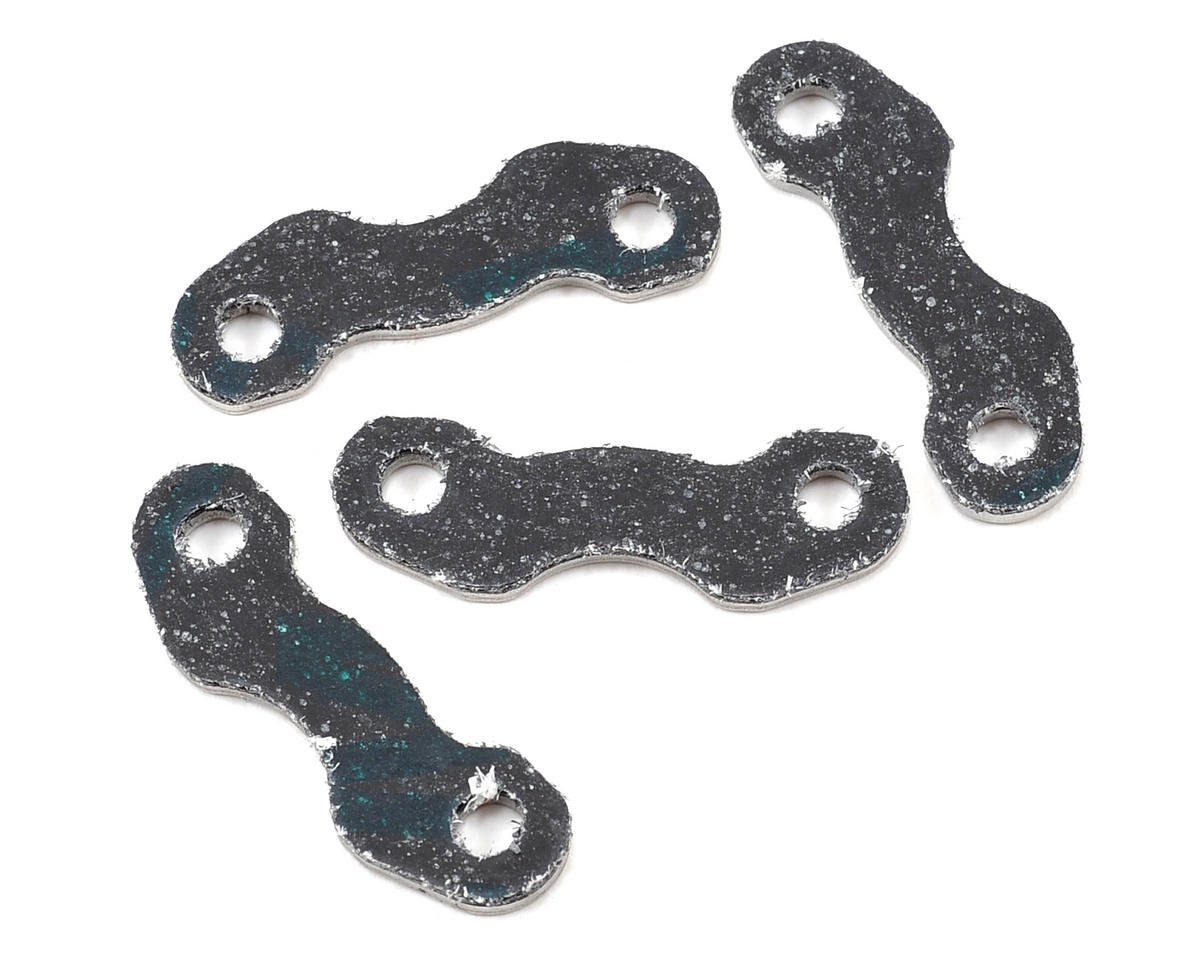 Tekno RC Steel Brake Pad Set (4)