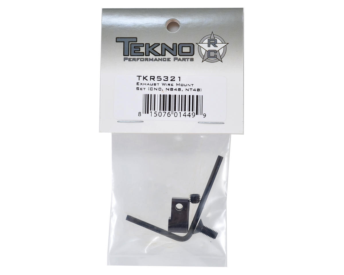 Tekno RC Exhaust Wire Mount Set