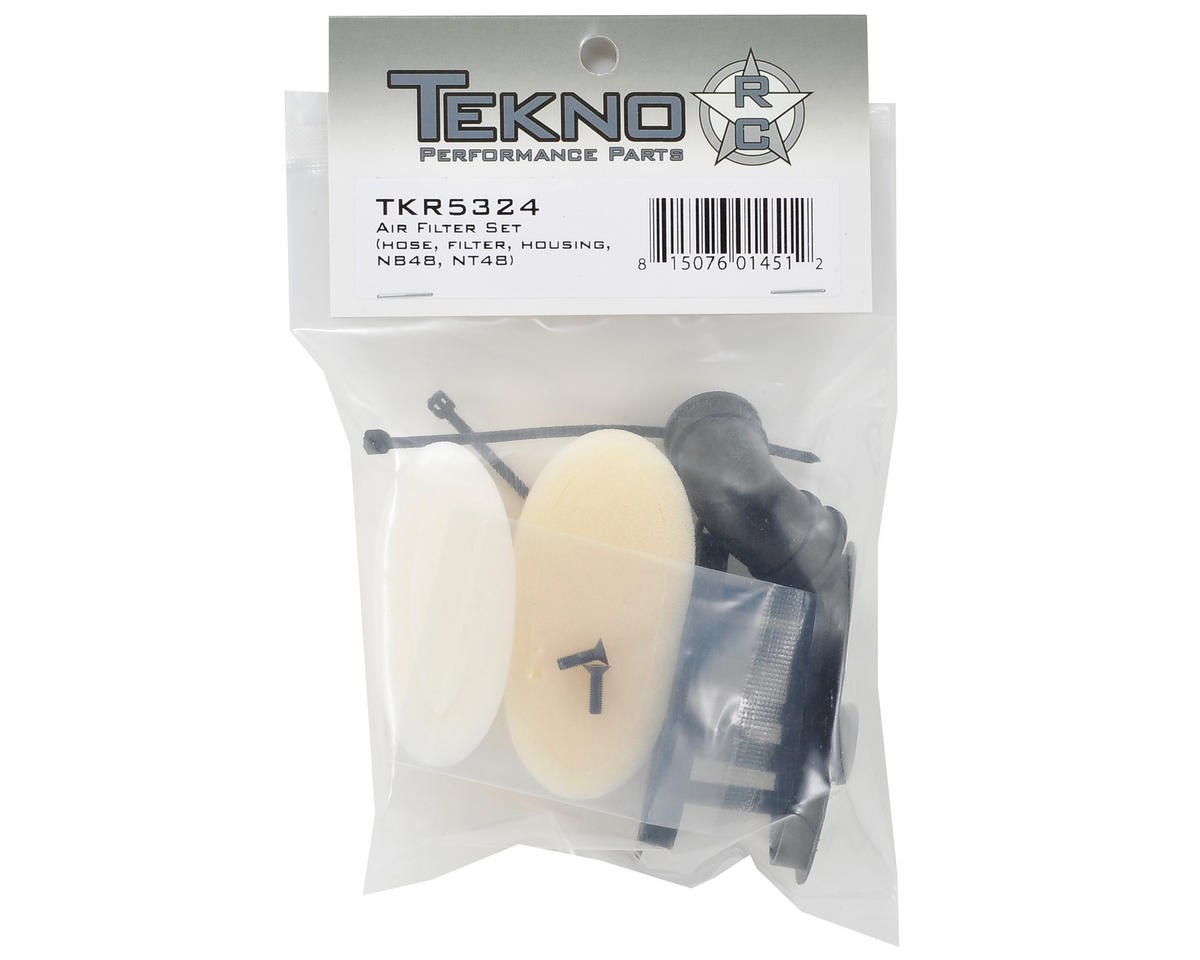 Tekno RC Air Filter Set