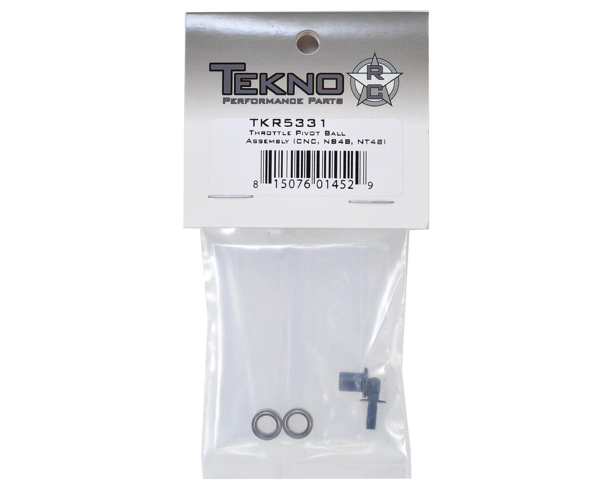 Throttle Pivot Ball Assembly by Tekno RC