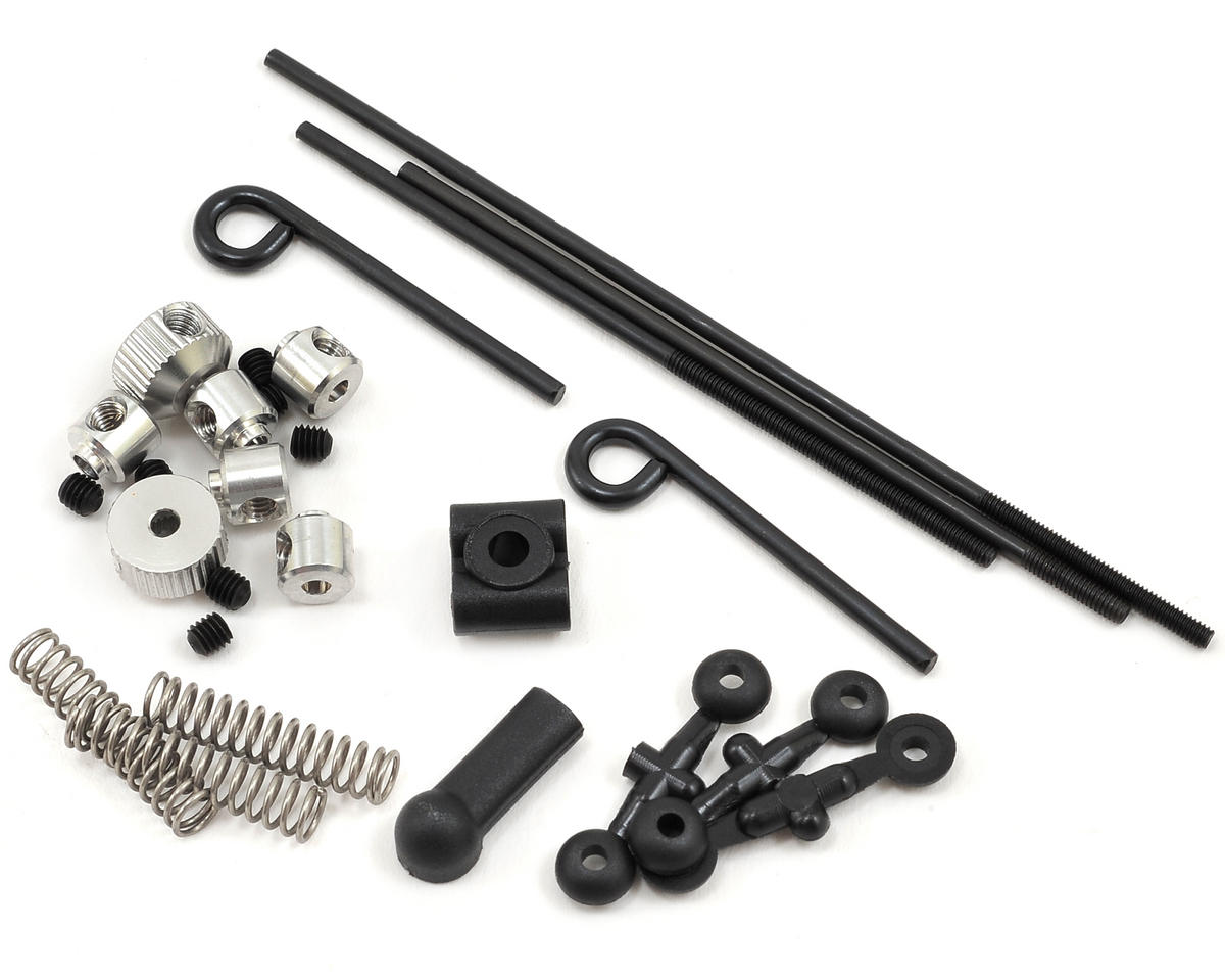 Revised Throttle & Brake Linkage by Tekno RC