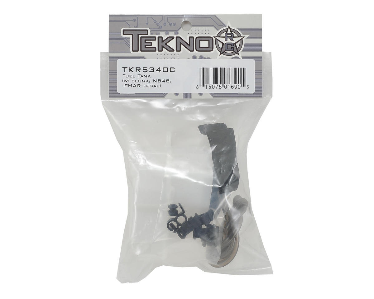 Tekno RC Revised NB48 Fuel Tank (IFMAR Legal)