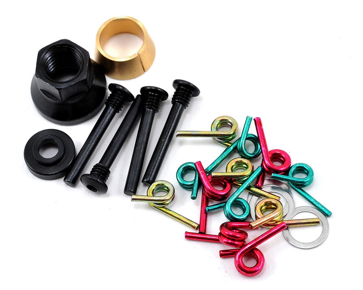 Clutch Spring & Hardware Set by Tekno RC