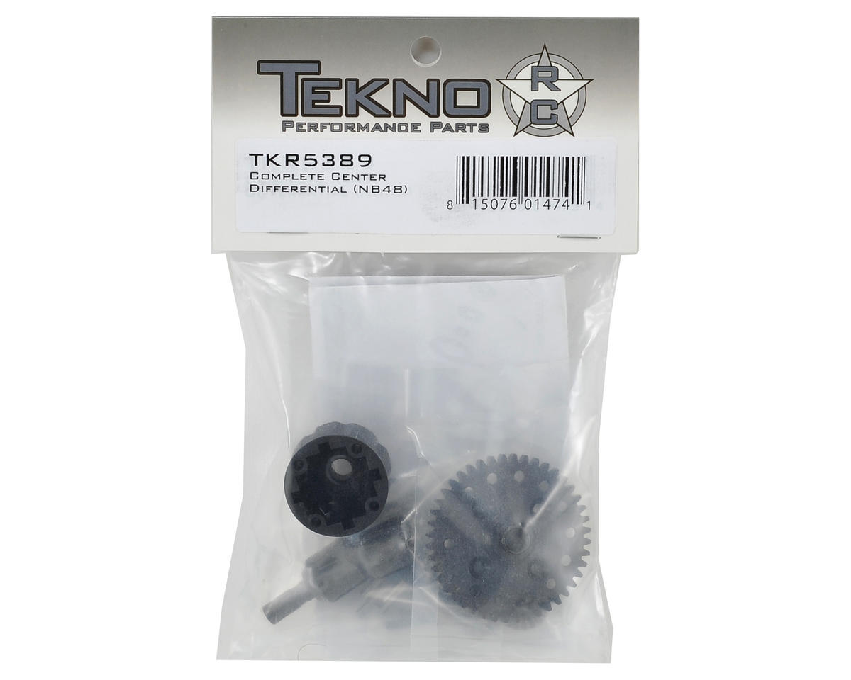 Tekno RC Complete Center Differential