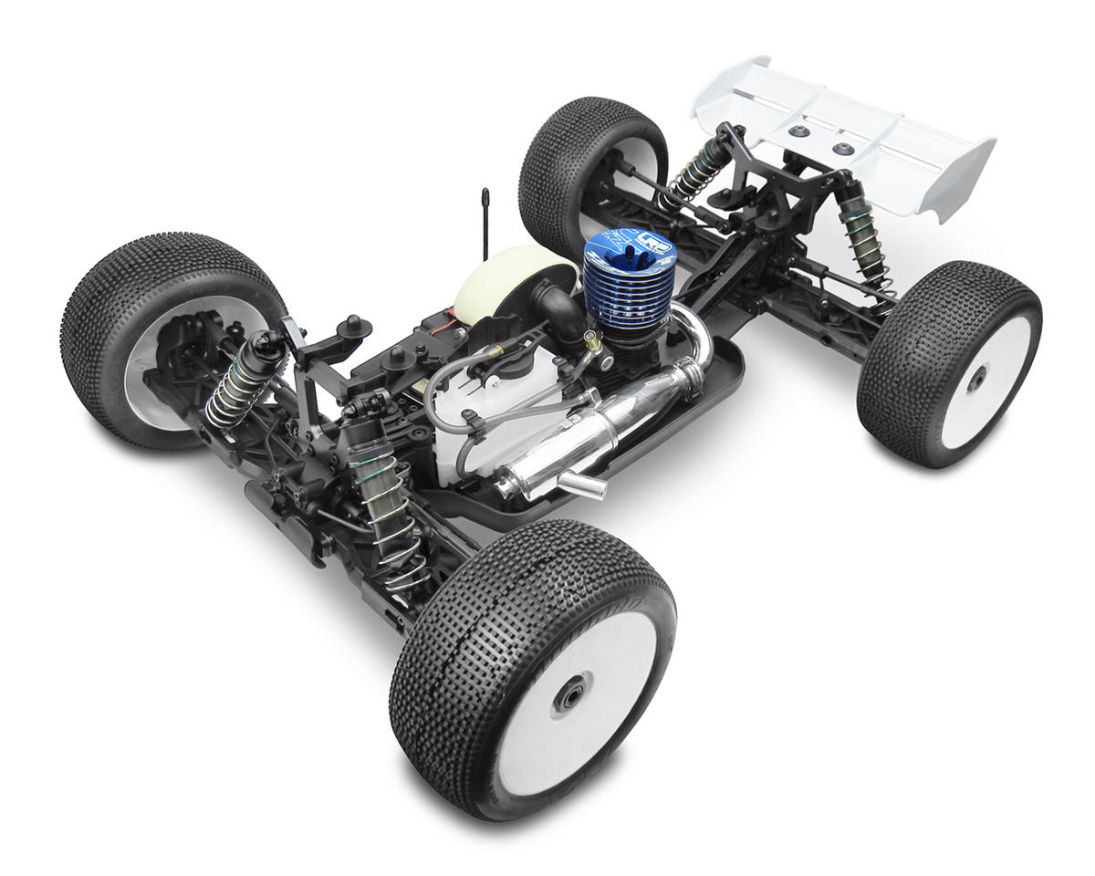 NT48.3 1/8 4WD Off-Road Competition Nitro Truggy Kit by Tekno RC