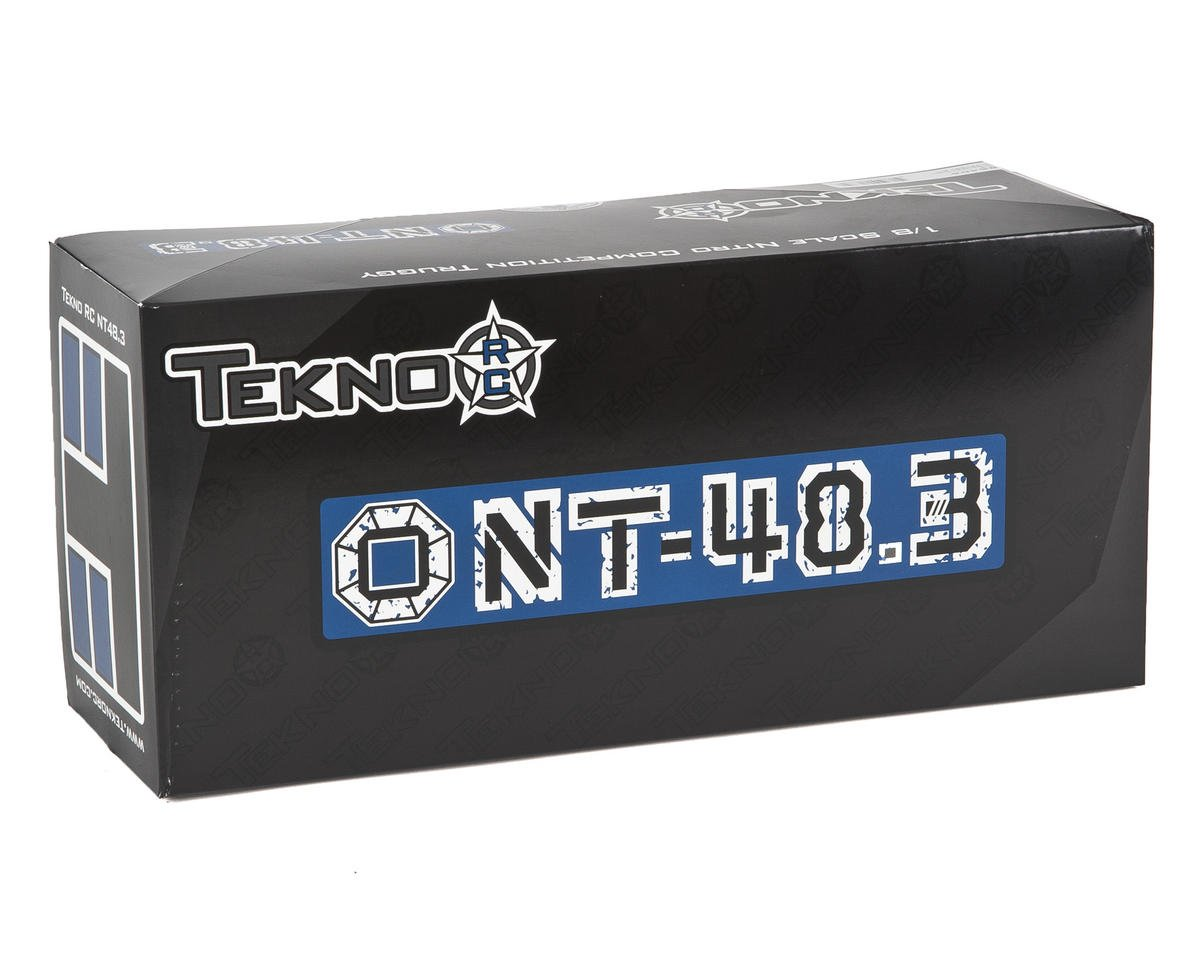 Tekno RC NT48.3 1/8 4WD Off-Road Competition Nitro Truggy Kit