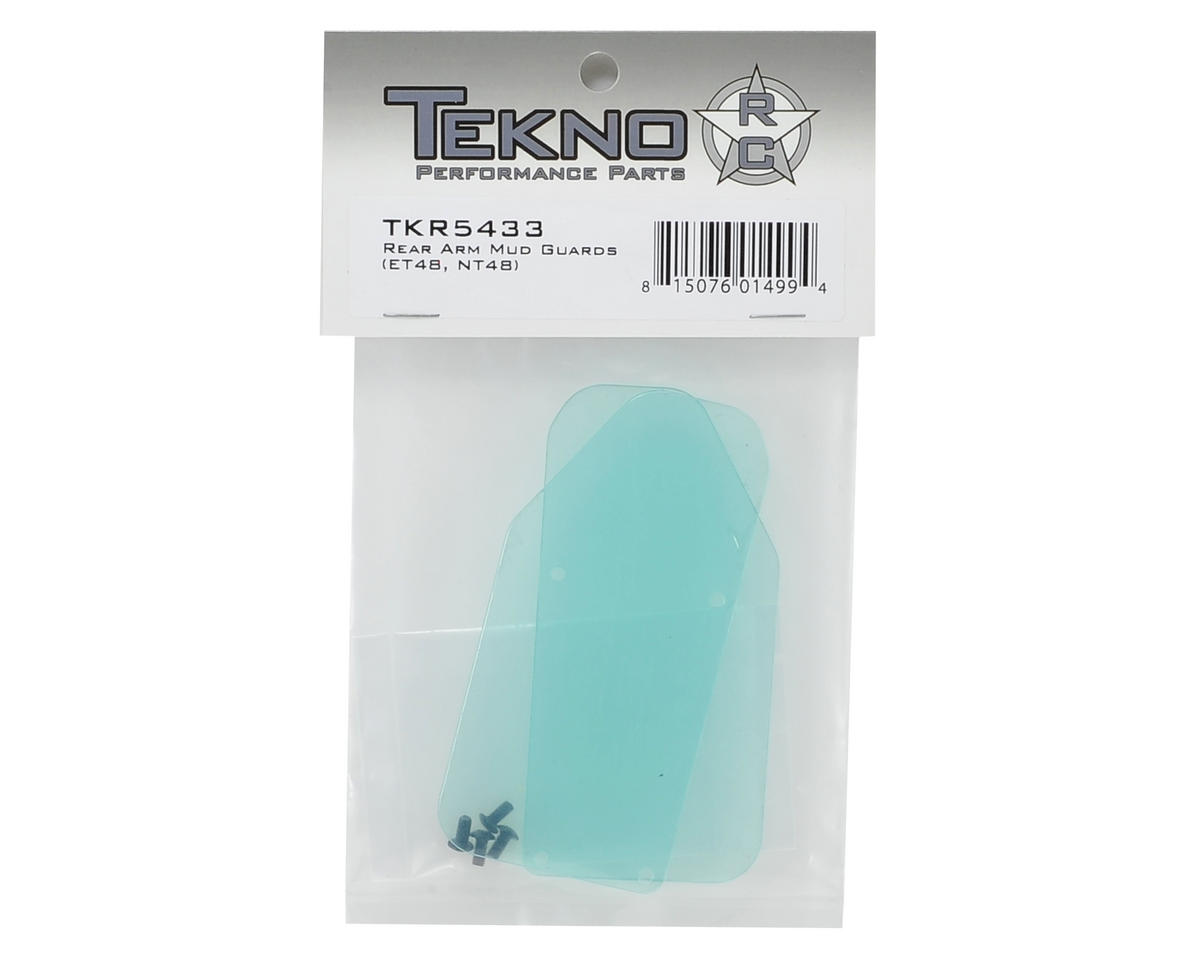 Tekno RC Rear Arm Mud Guards (2)