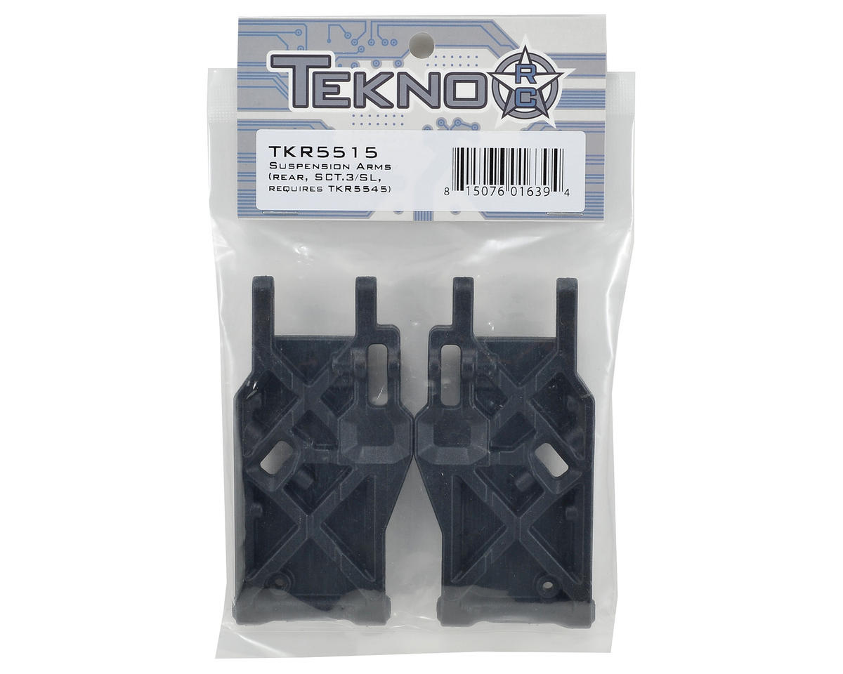 Tekno RC Rear Suspension Arm Set