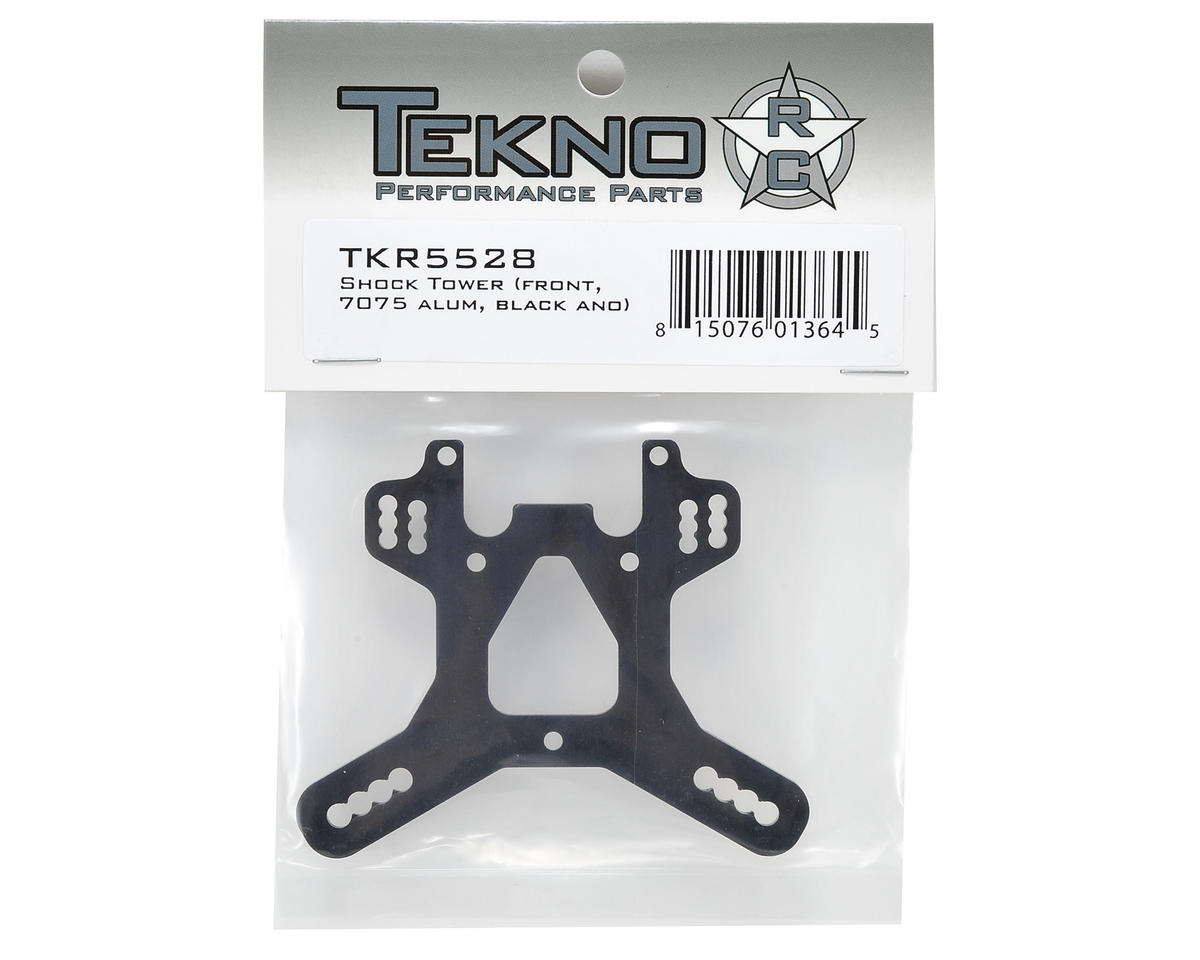 Tekno RC Front Shock Tower (Black)
