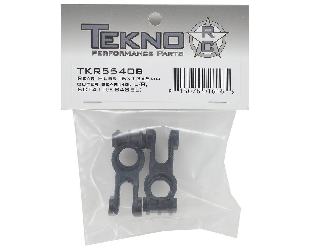 Tekno RC Rear Hub Set