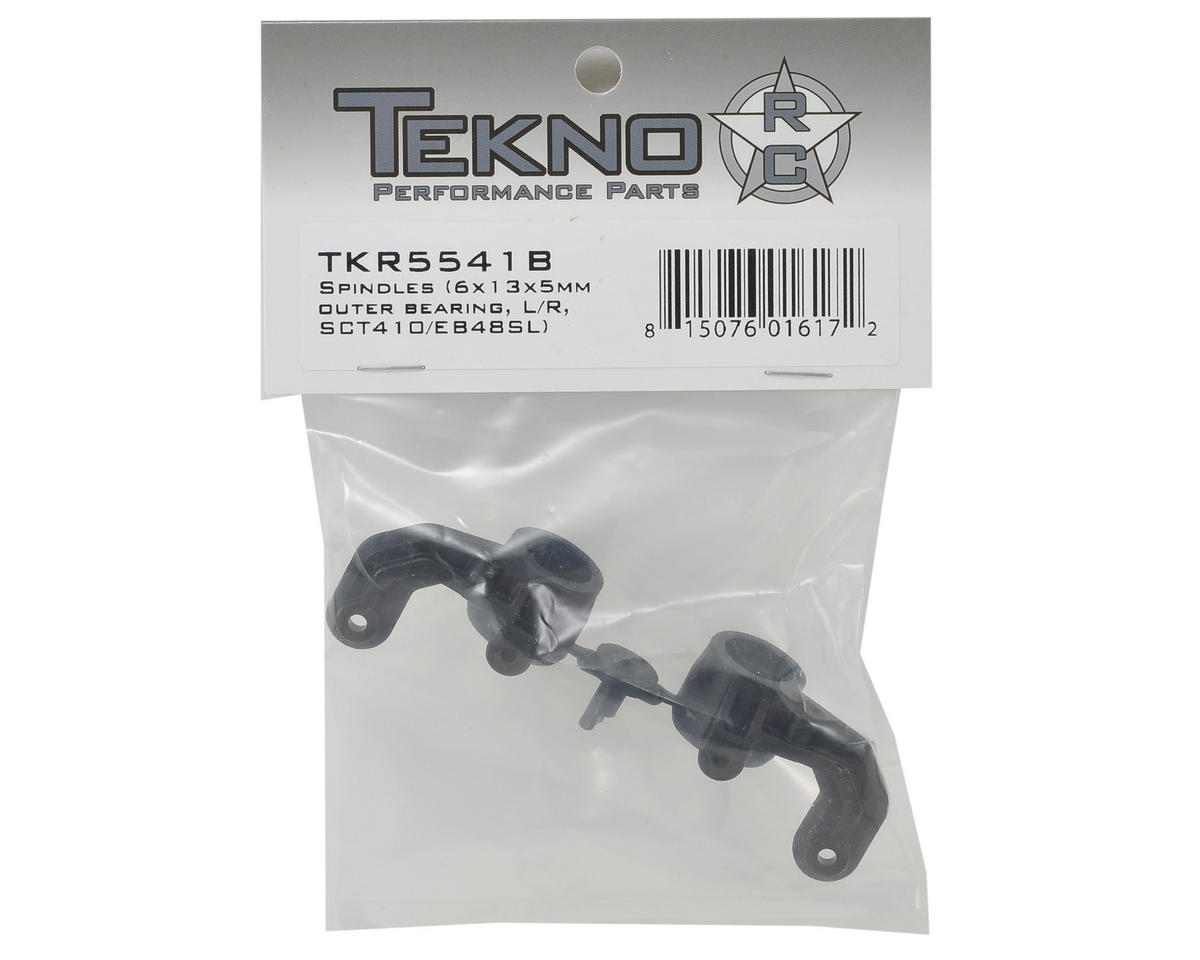 Tekno RC Steering Spindle Set