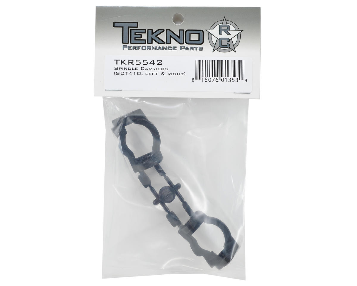 Spindle Carrier Set (2) by Tekno RC