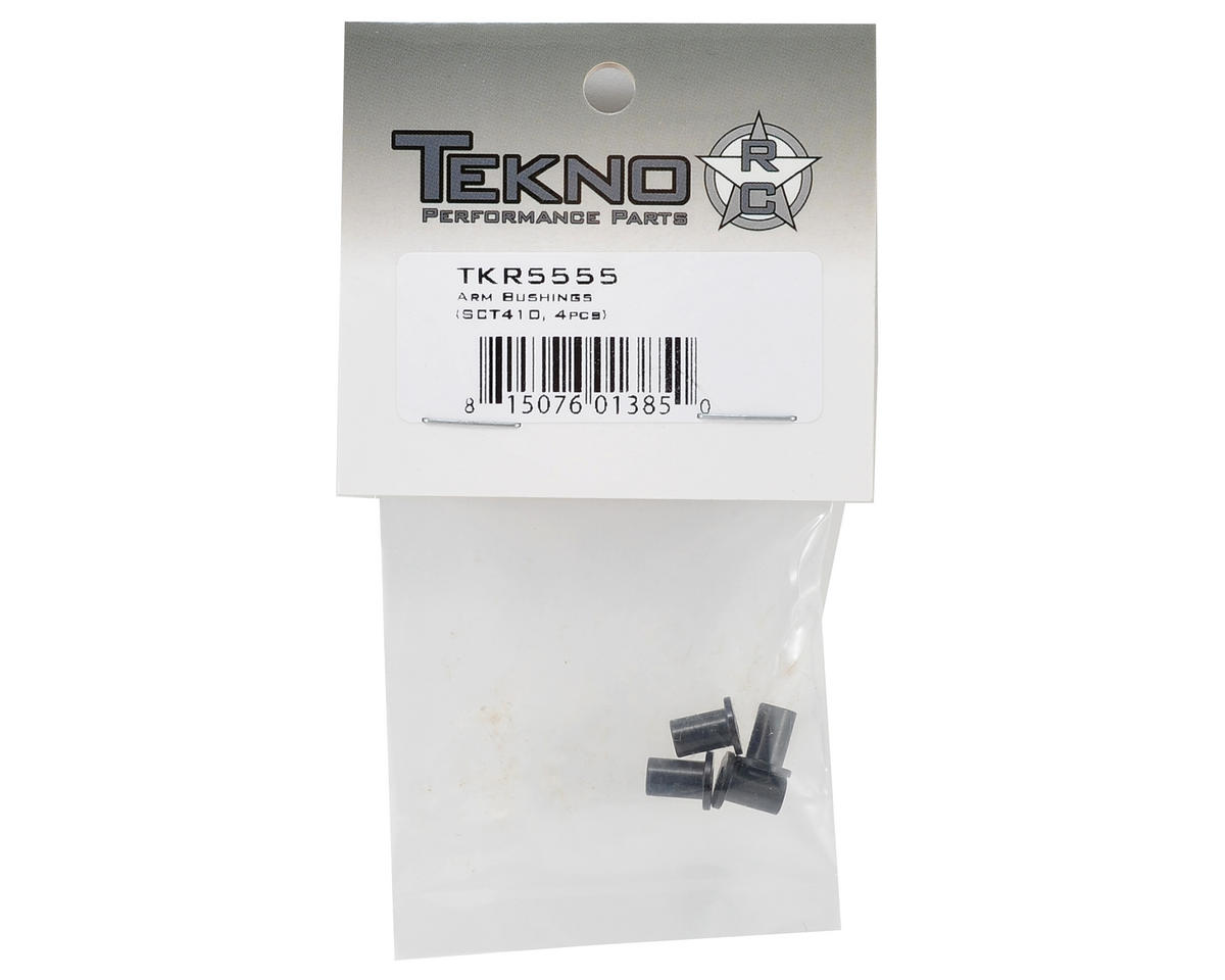 Tekno RC Arm Bushing Set (4)