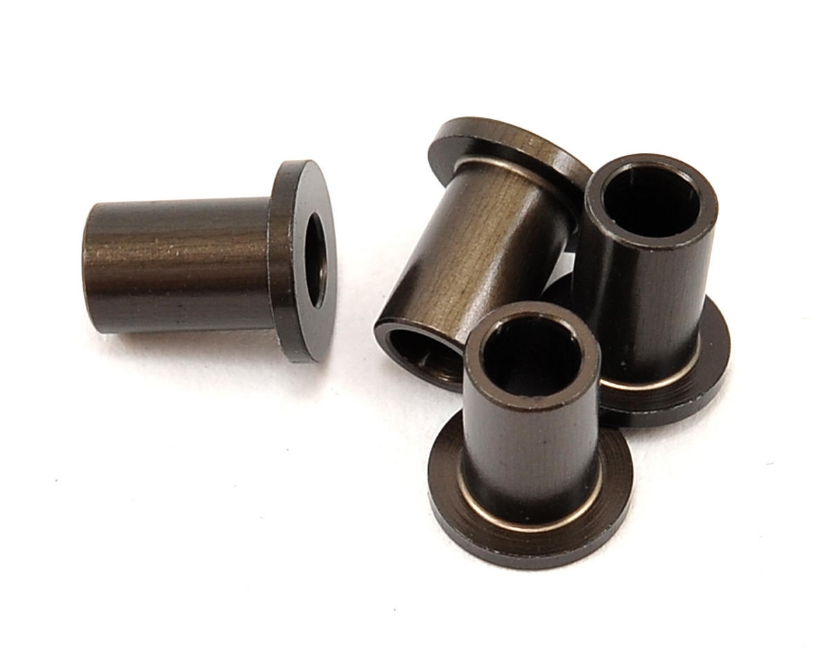 Tekno RC Aluminum Arm Bushing (4) (Hard Anodized)