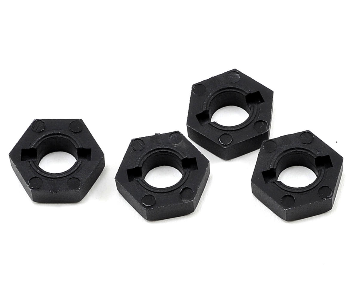 Tekno RC 12mm Composite Wheel Hexes (4)
