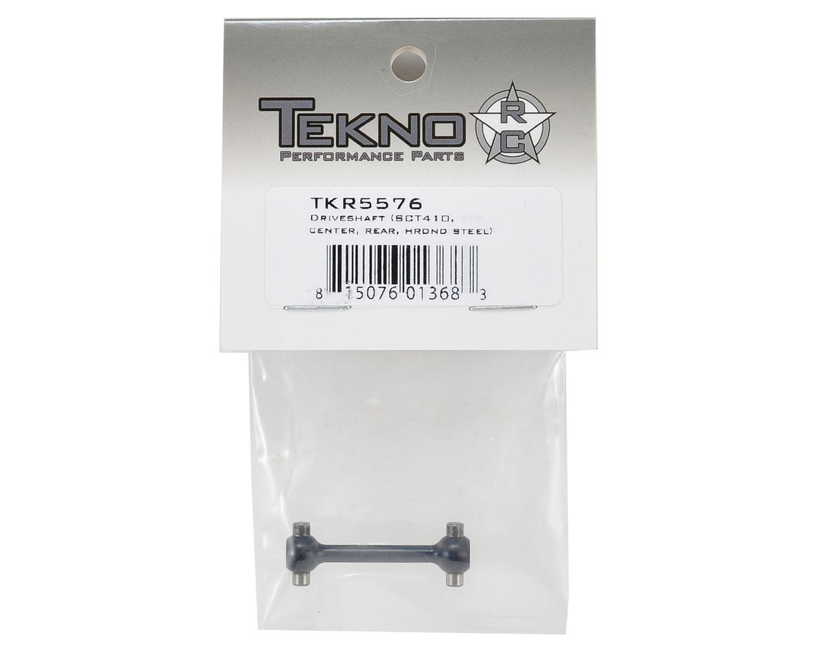 Tekno RC Hardened Steel Rear/Center Driveshaft