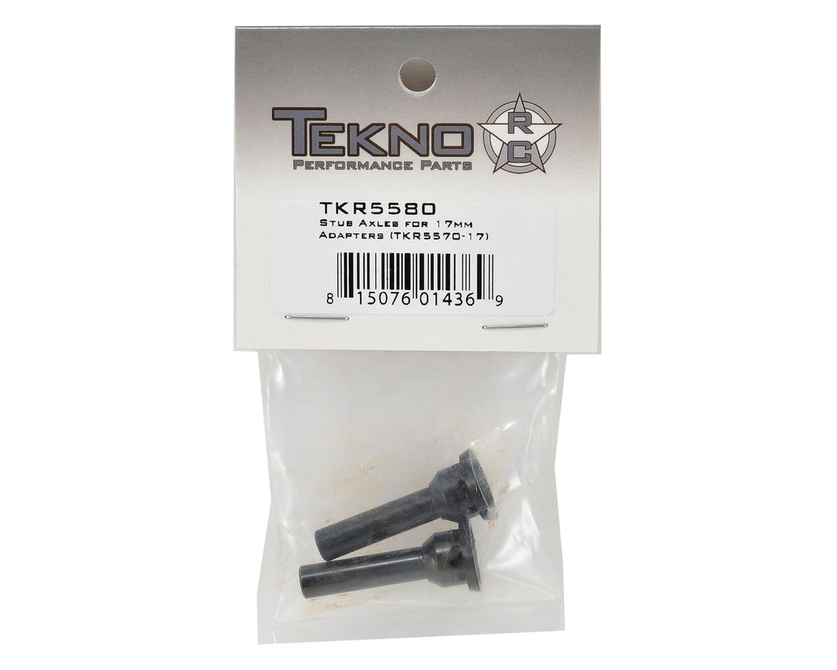 Tekno RC Stub Axles (2)