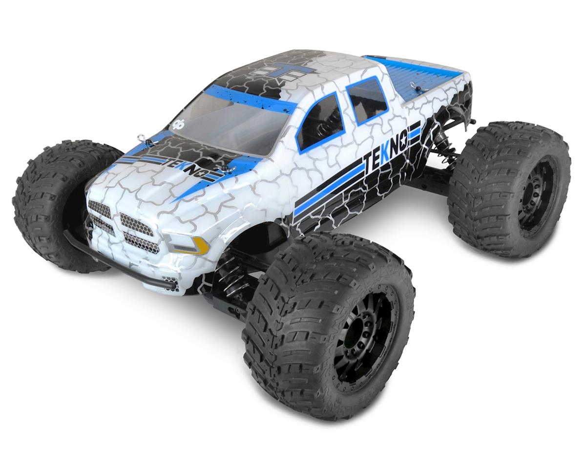 MT410 1/10 Electric 4x4 Pro Monster Truck Kit by Tekno RC