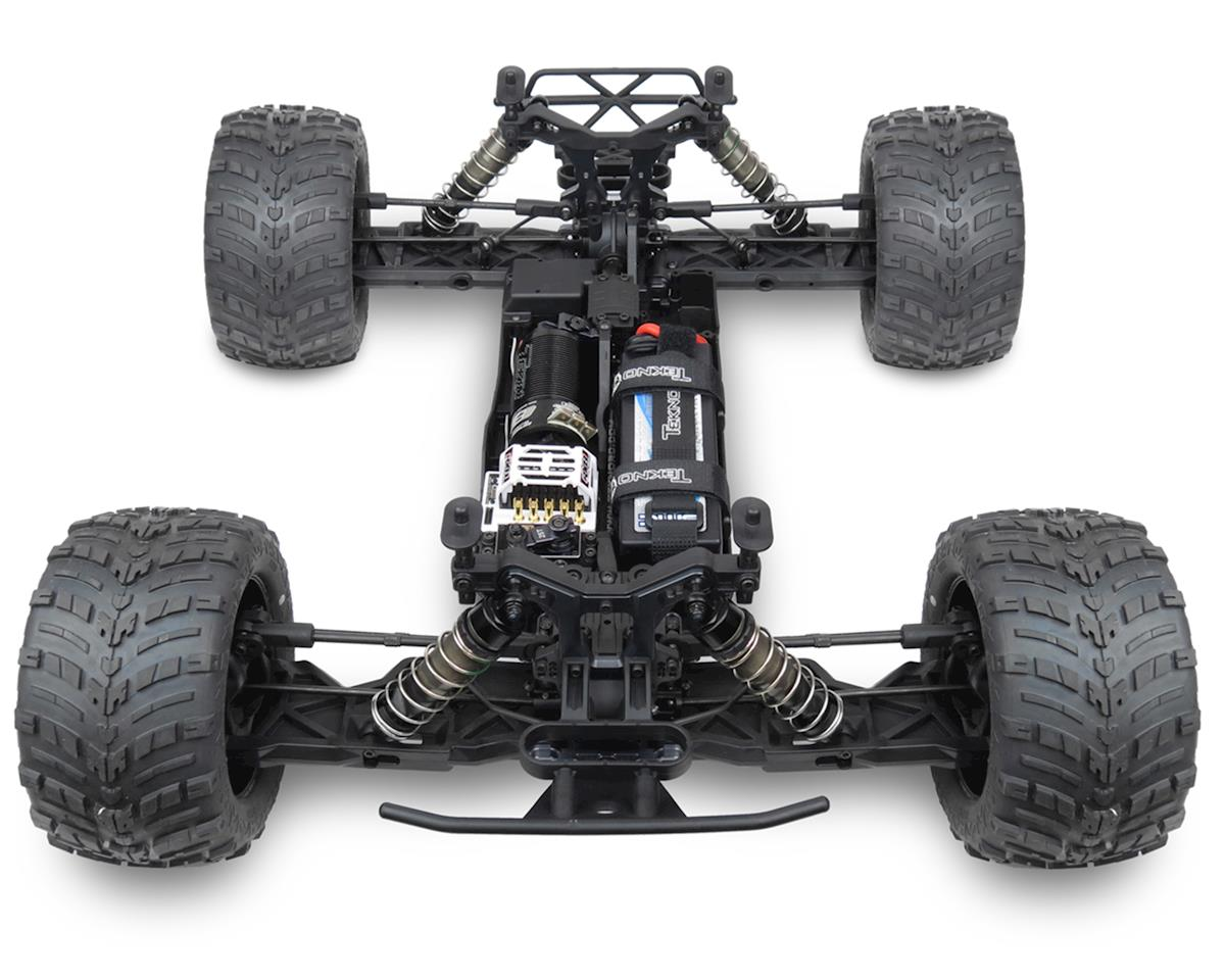Image 4 for Tekno RC MT410 1/10 Electric 4x4 Pro Monster Truck Kit