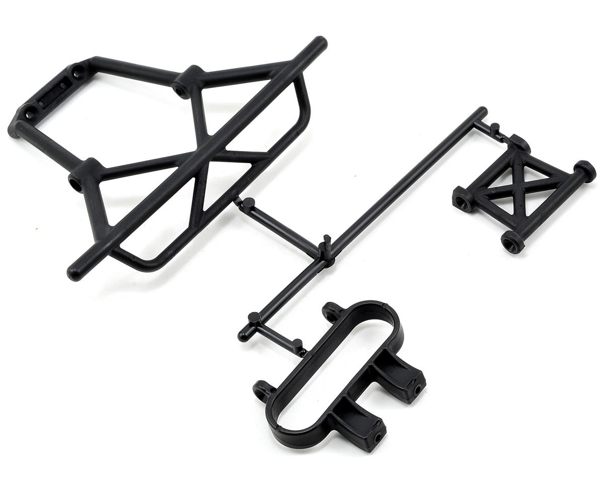 Rear Bumper Set by Tekno RC