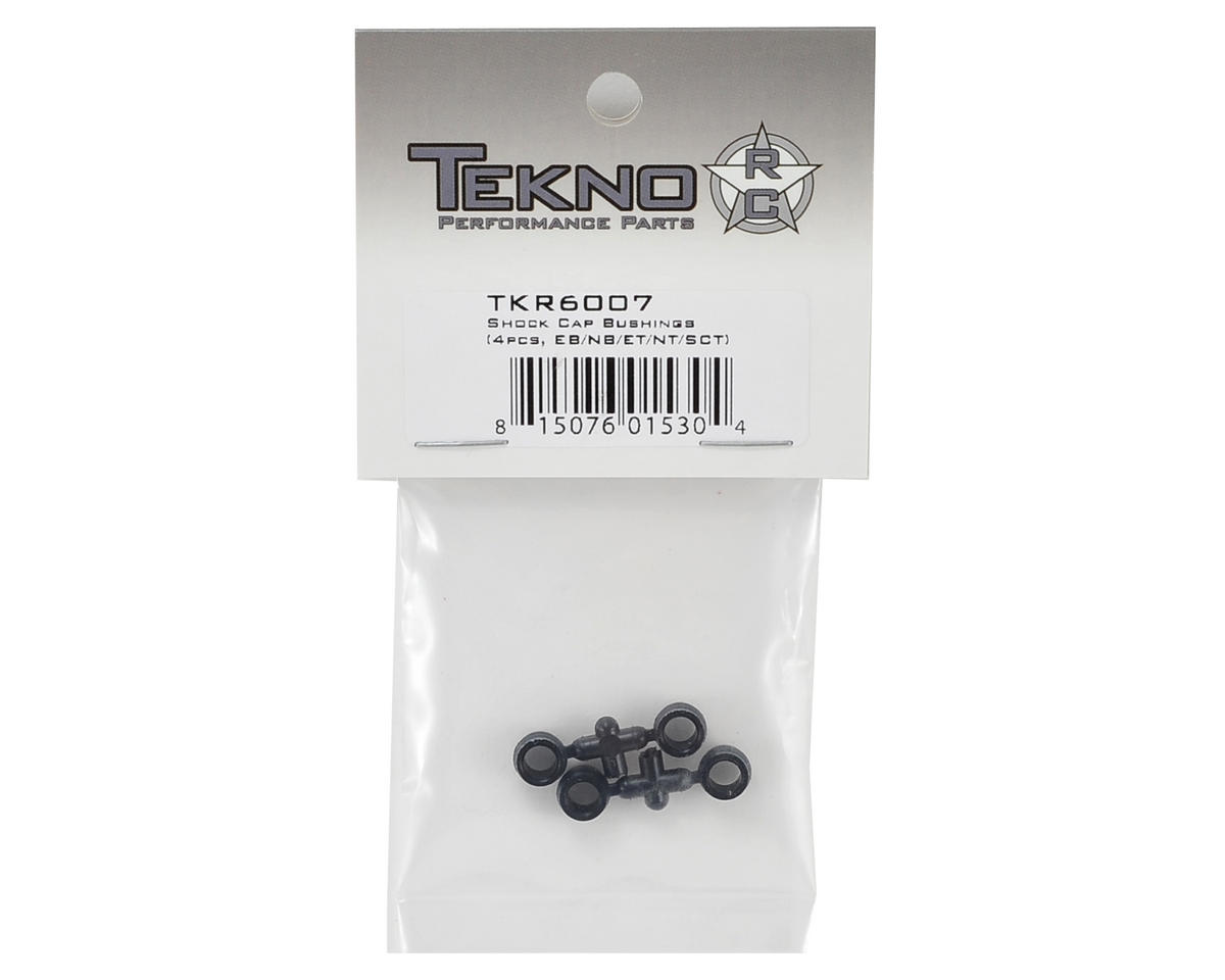 Tekno RC Shock Cap Bushing (4)