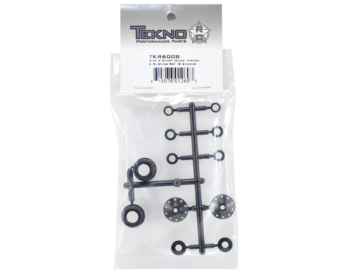 Shock Shaft Guide Set by Tekno RC