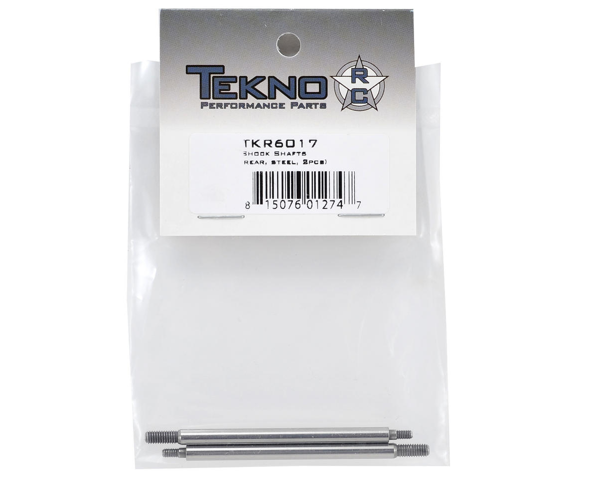 Tekno RC Rear Shock Shaft Set (2)