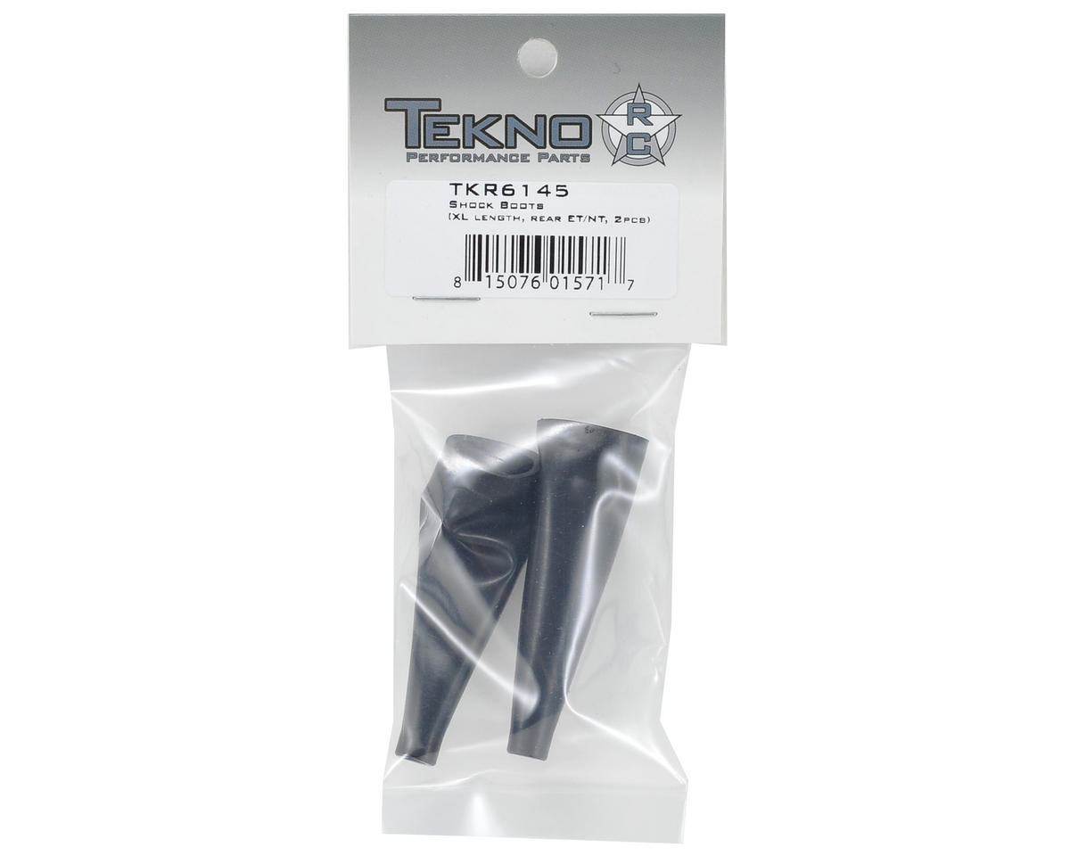 Tekno RC Captured Shock Boot Set (2) (X Long)
