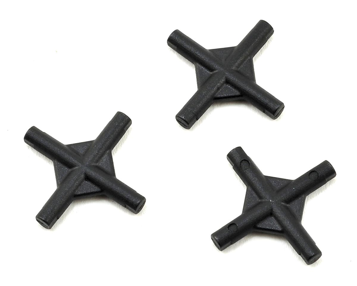 Tekno RC EB410 Composite Differential Cross Pins (3)
