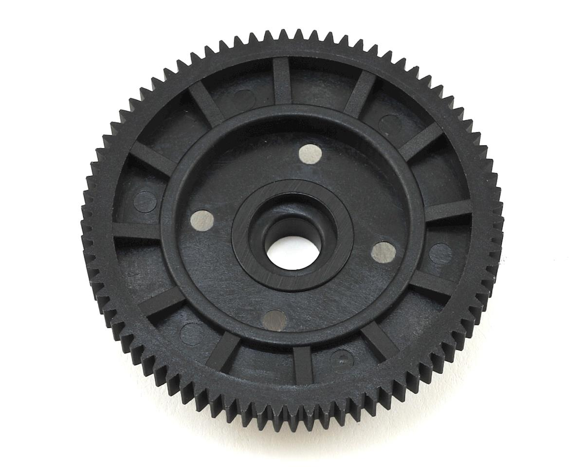 EB410 Composite Spur Gear (81T) by Tekno RC