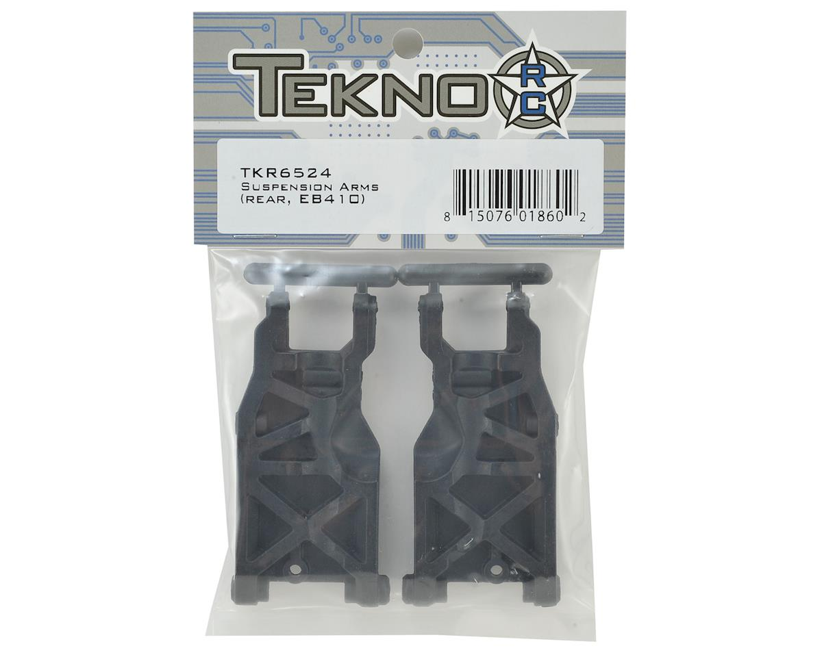 Tekno RC EB410 Rear Suspension Arms