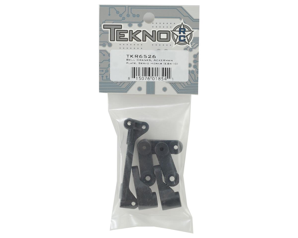 Tekno RC EB410 Steering Bell Crank Assembly