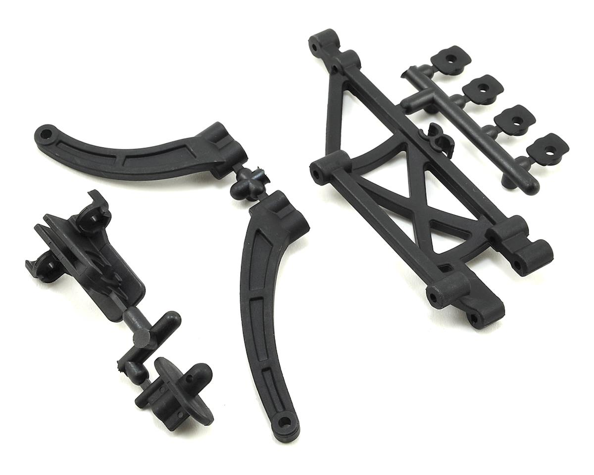 Tekno RC EB410 Chassis Brace & Body Mount Set