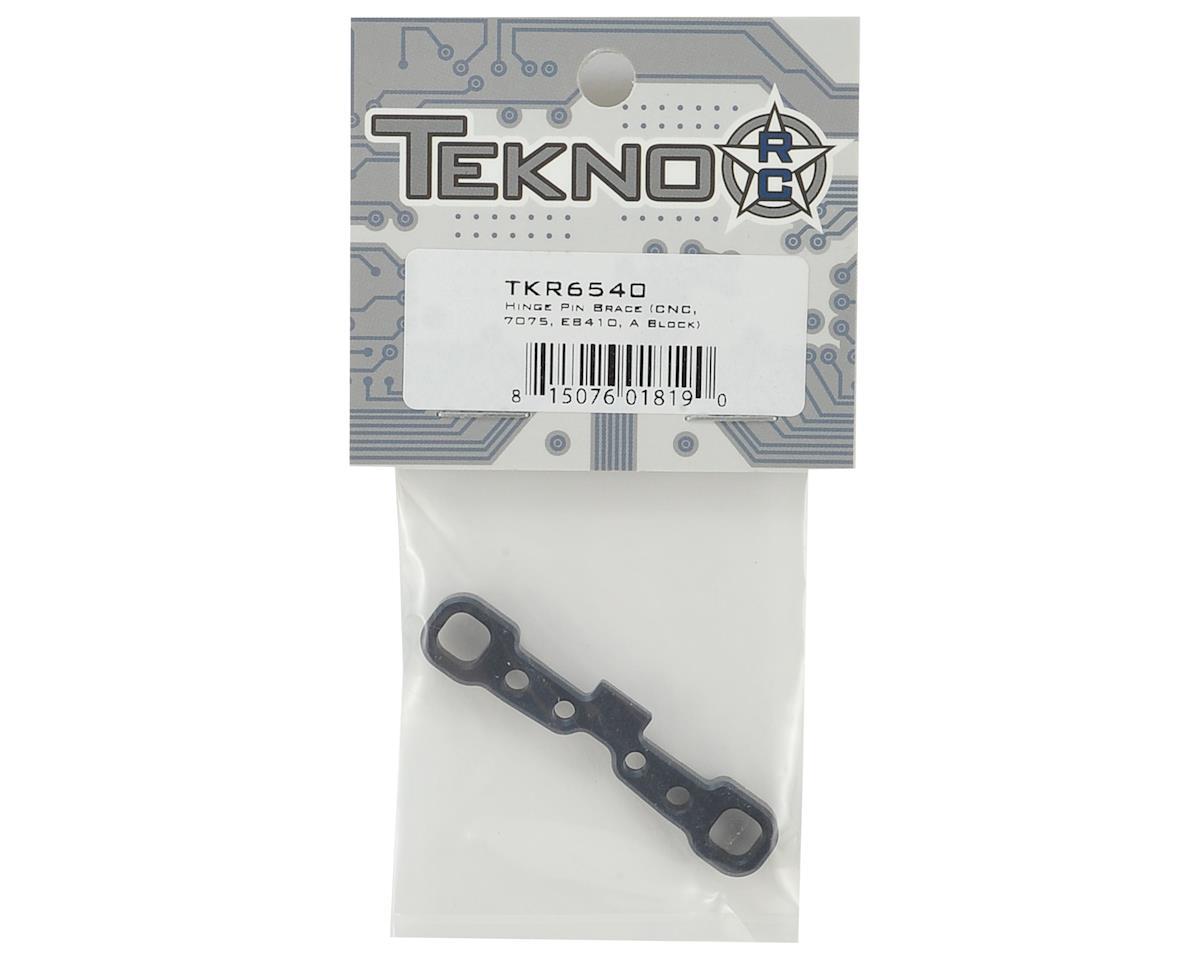 Tekno RC EB410 Hinge Pin Brace (A Block)