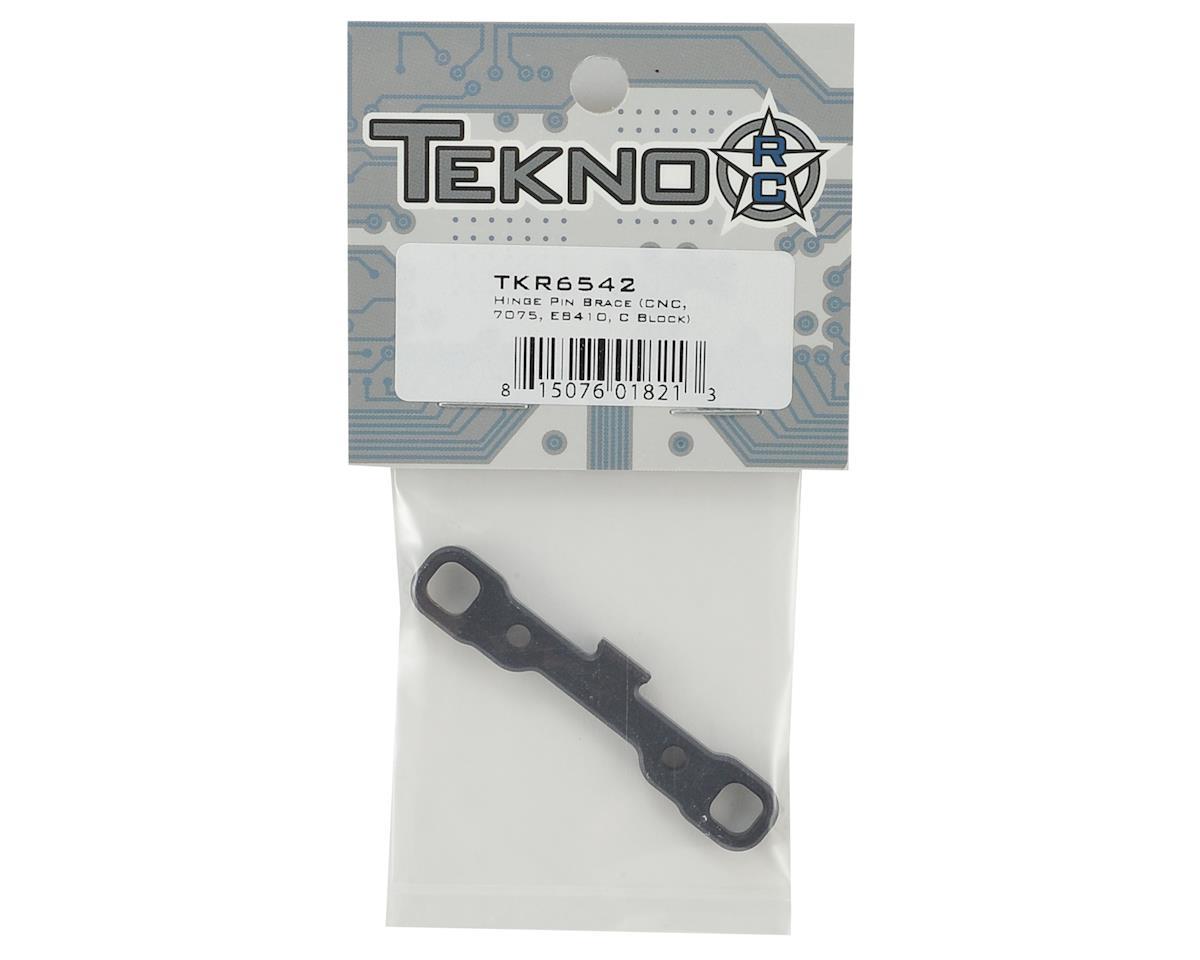 Tekno RC EB410/ET410 Hinge Pin Brace (C Block)