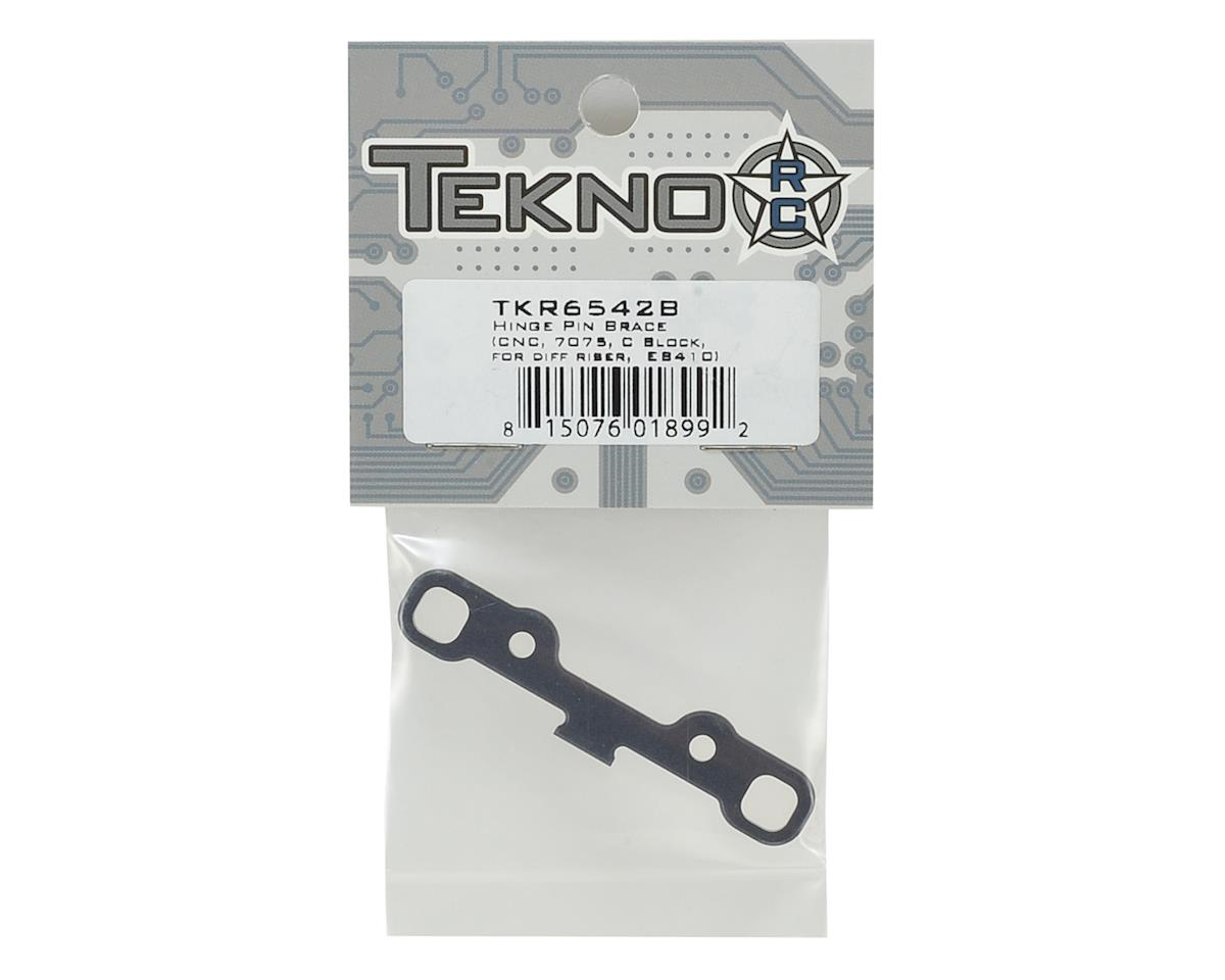 Tekno RC EB410 Differential Riser Hinge Pin Brace (C Block)