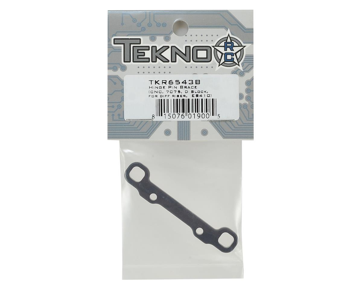 Tekno RC EB410 Differential Riser Hinge Pin Brace (D Block)