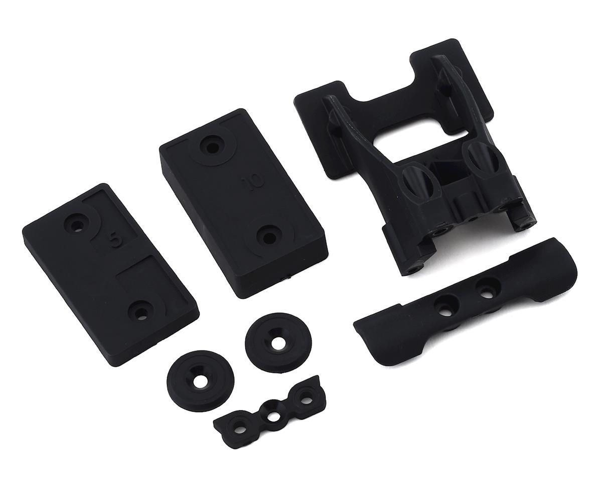 Tekno RC EB410.2 One-Piece Wing Mount & Bumper | relatedproducts