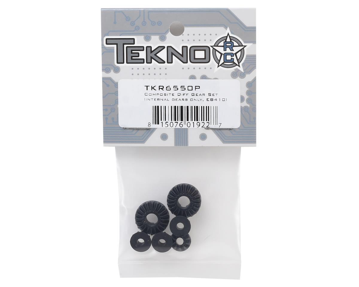Tekno RC EB410 Composite Differential Gear Set