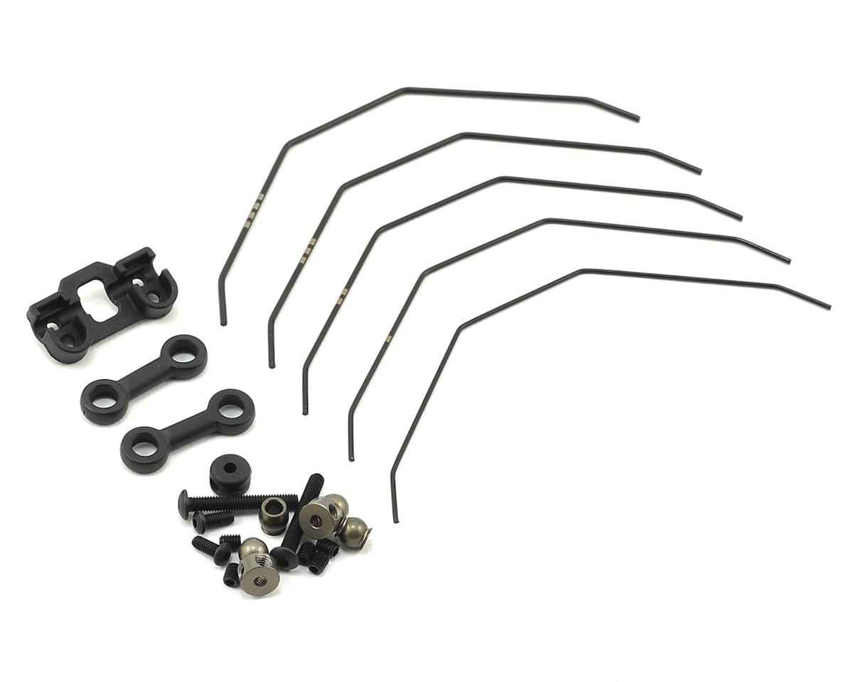 EB410/ET410 Front Sway Bar Set (1.0, 1.1, 1.2, 1.3, 1.4mm) by Tekno RC EB410