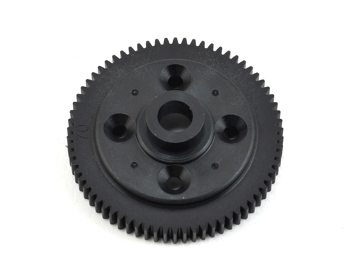 EB410 Composite Spur Gear (70T) by Tekno RC