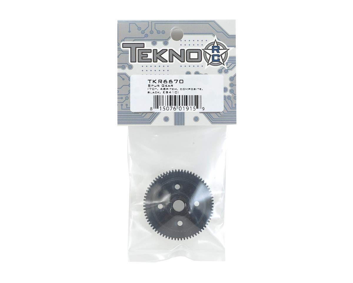 Tekno RC EB410 Composite Spur Gear (70T)
