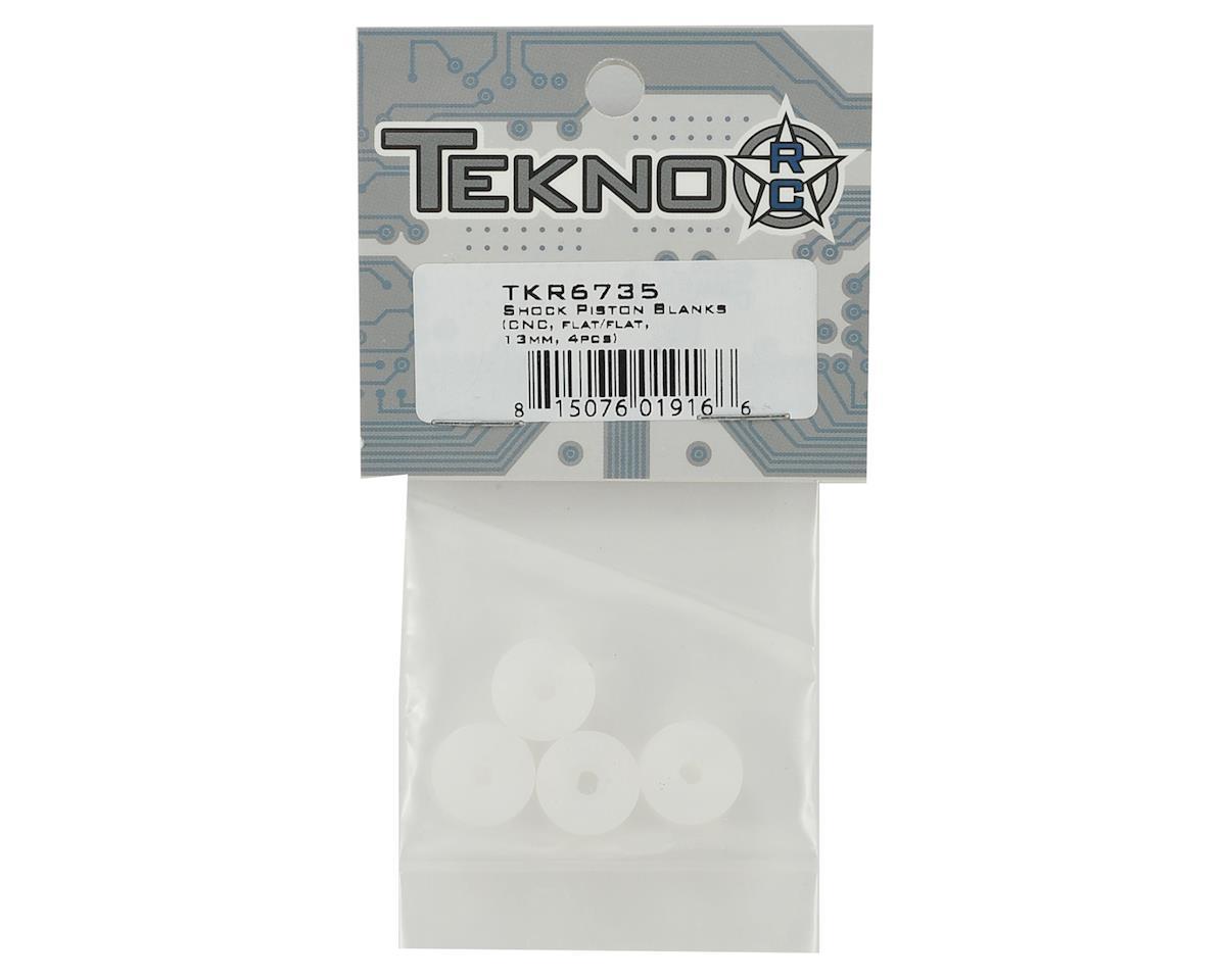 Tekno RC EB410 Blank Shock Pistons (4)