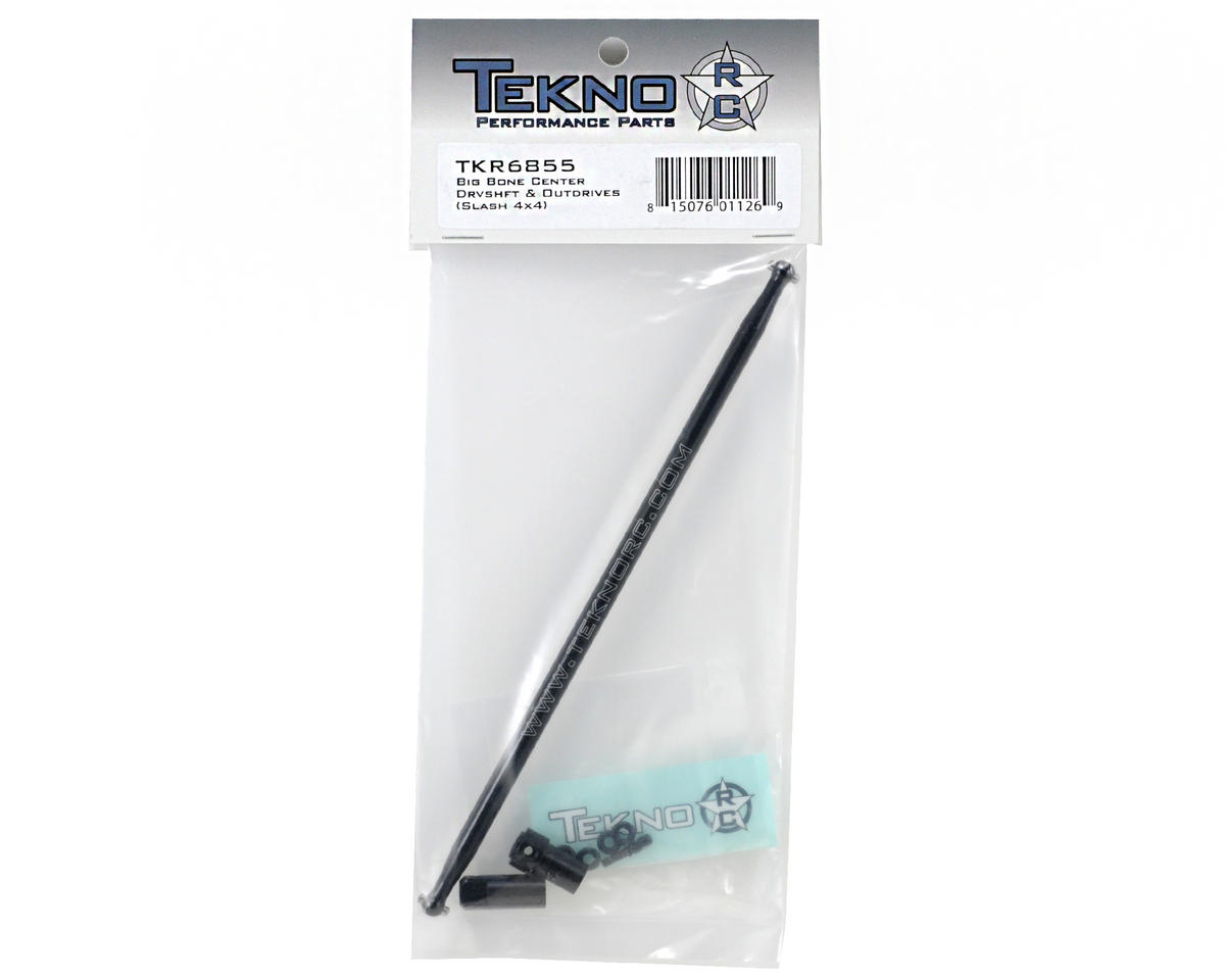 Tekno RC Big Bone Center Driveshaft & Outdrive Kit