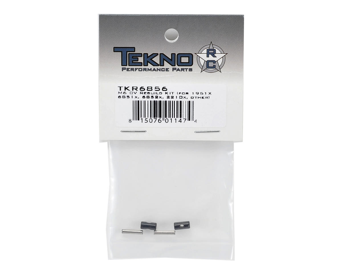 Tekno RC CV Rebuild Kit