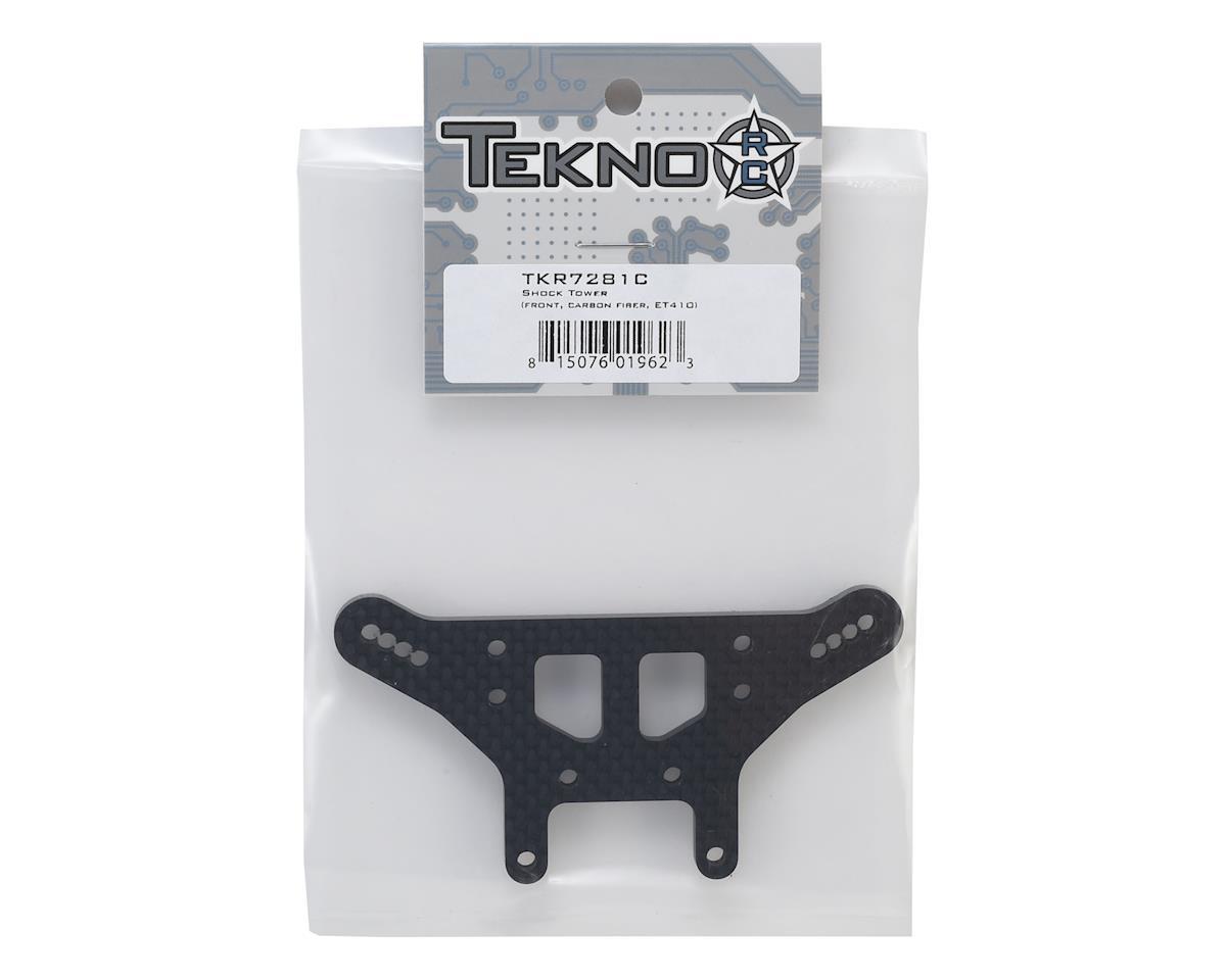 Tekno RC Carbon Fiber ET410 Front Shock Tower