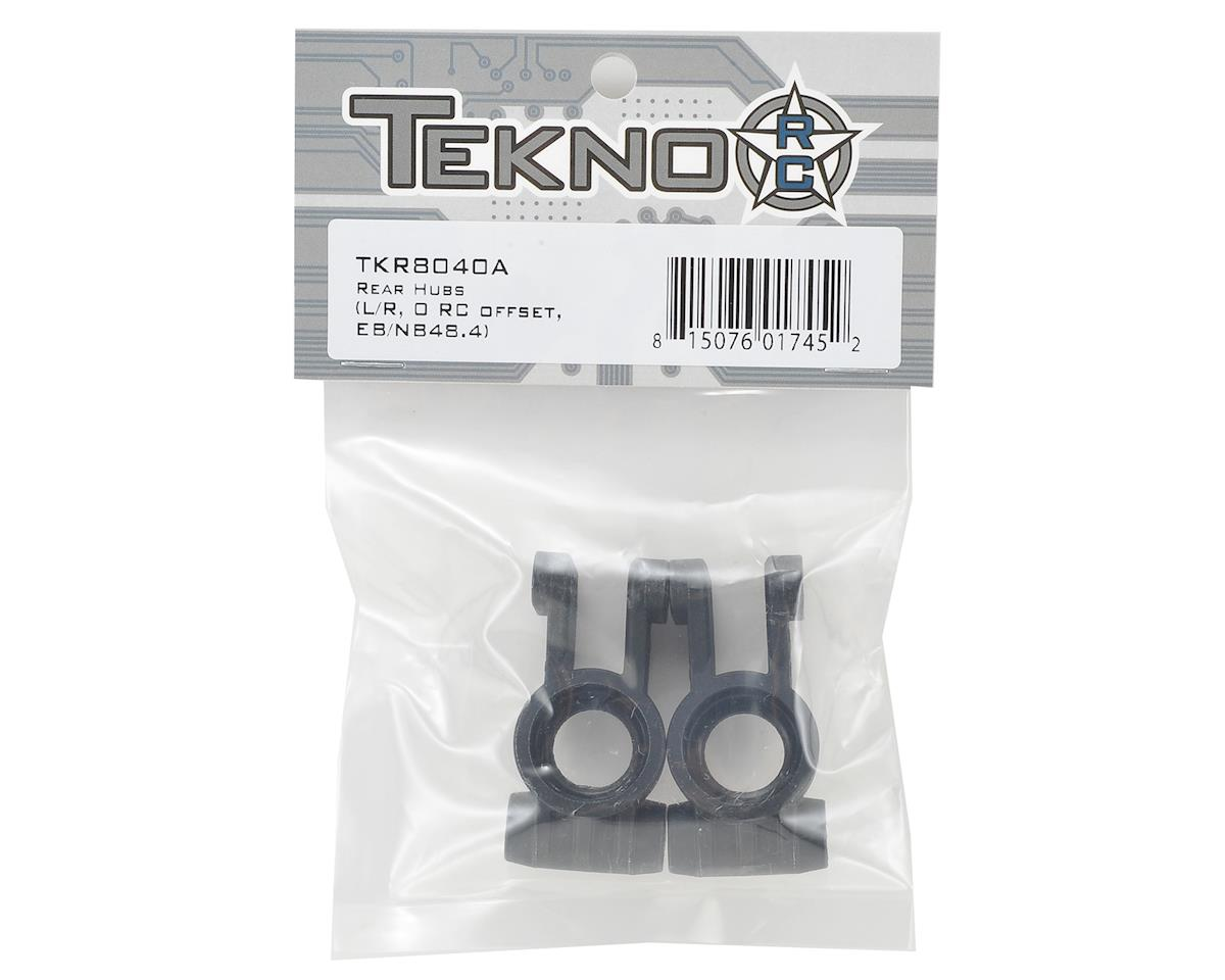 EB/NB48.4 Rear Hubs by Tekno RC