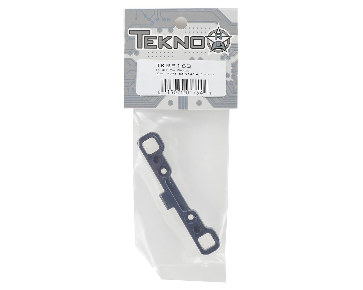 Tekno RC EB/NB48.4 Aluminum Hinge Pin Brace (C Block)