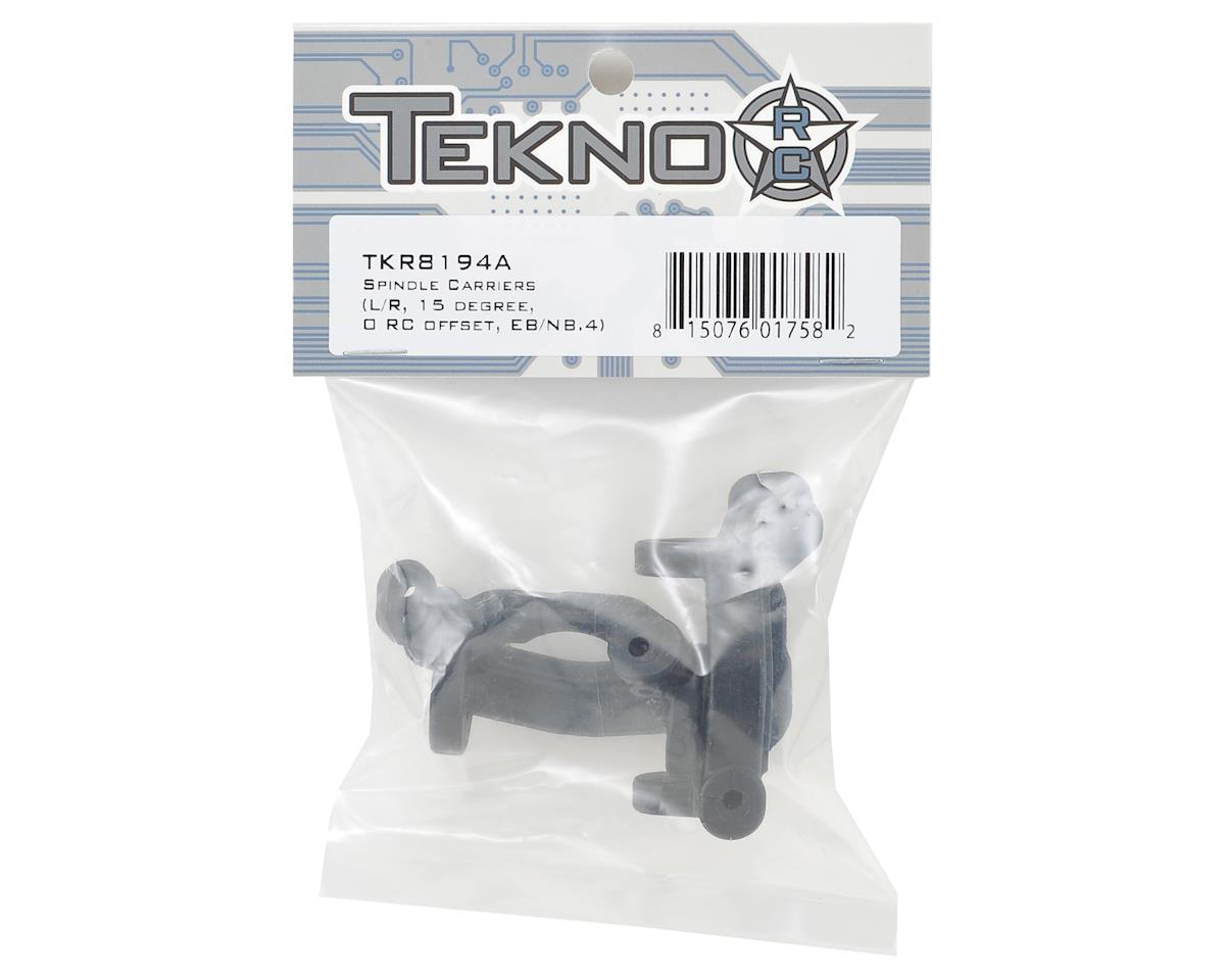 Tekno RC EB/NB48.4 15 Degree Spindle Carriers