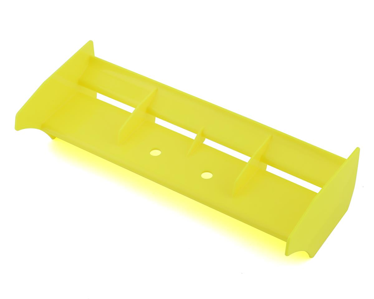 Tekno RC Plastic 1/8 Lightweight Buggy Wing (ROAR/IFMAR Legal) (Yellow)